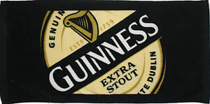 Guinness-Label-Cotton-Bar-Towel-490mm-x-230mm-Licensed-sg-MULTI-BUY-OFFER