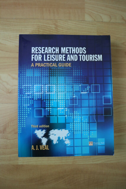 Research Methods for Leisure and Tourism von A. J. Veal (2006, Taschenbuch)