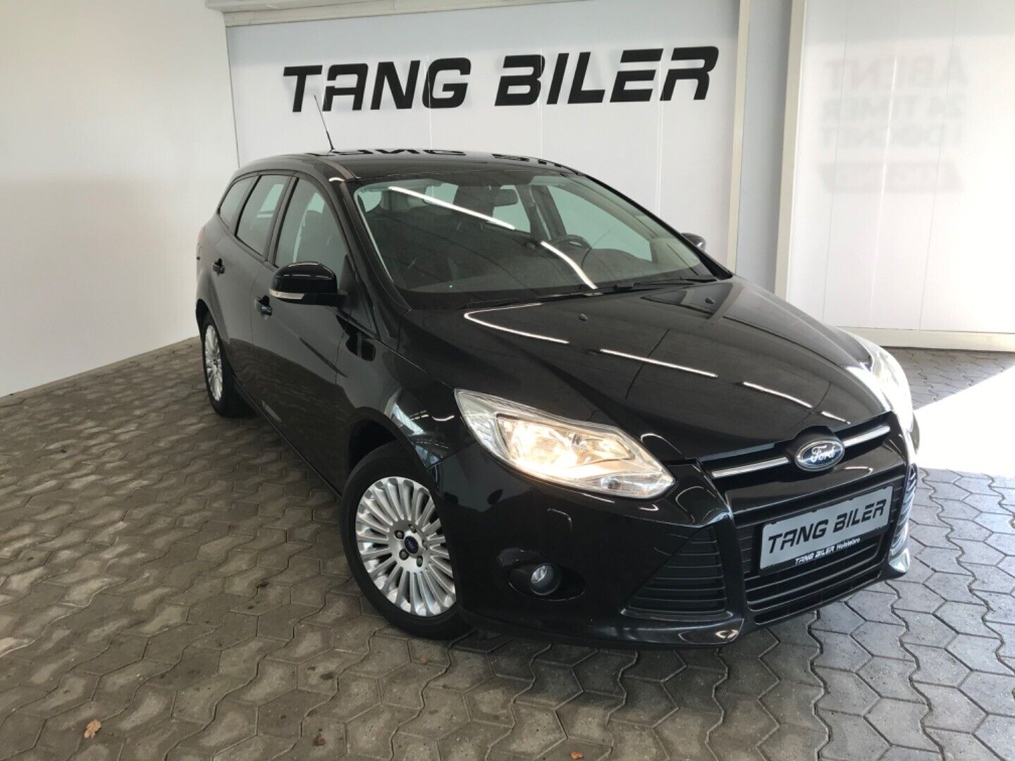 Ford Focus 1,6 Ti-VCT 105 Trend stc. 5d - 68.900 kr.