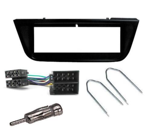 Peugeot 406 CD Autoradio Blende Platte Rand Adapter Voll DIY Montagesatz