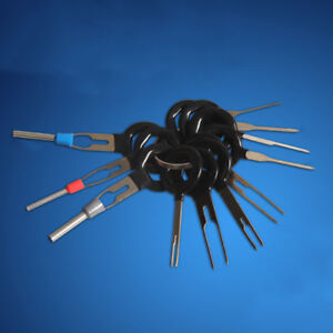 11pcs plug circuit board wire harness terminal pick ... pcb 4 pin wire harness