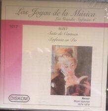 Las Joyas de la Musica - Bizet - Las Grandes Sinfonias - 6 (CD)