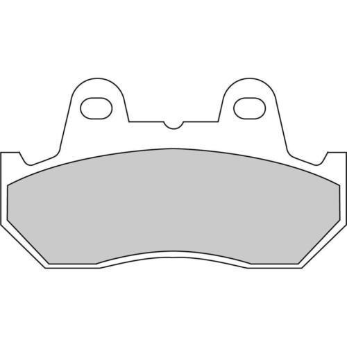 Plaquettes de freins Ferodo fdb244