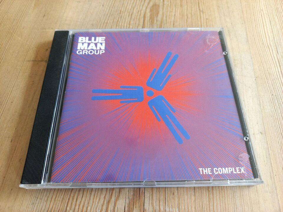 Blue Man Group: The Complex, electronic