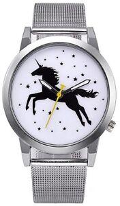 La imagen se está cargando Hombre-Reloj-Acero-Inoxidable-Lujo-Diseno- Analogico-Cuarzo- 57afb96cab17