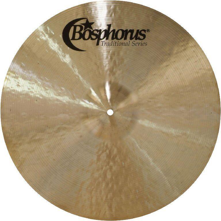 Bosphorus Traditional Thin Crash Becken 17