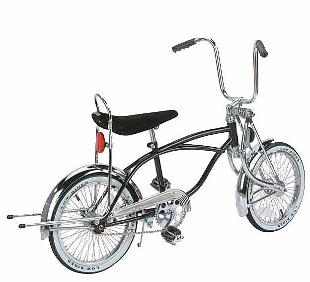 Original 16  Lowrider Bike with  52 Spoke Wheels Chrome (509311)  70% off