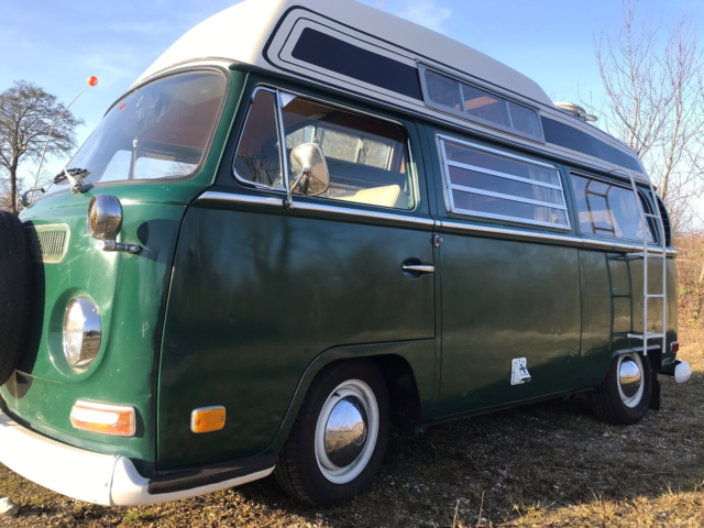 VW T2, 1,6, Benzin, 1971, Vw type 2 baywindow bus. Meget…