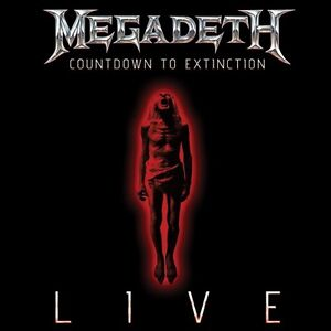 Megadeth-Countdown-To-Extinction-Live-CD-NEW-2013-Metal