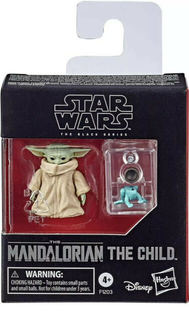 Star Wars - Black Series - mini figurine The Child 3 cm (The Mandalorian) - Hasb