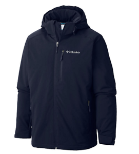 Columbia Men S Tall Gate Racer Hooded Insulated Soft Shell