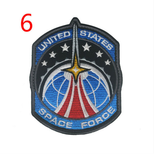 badges patches APOLLO armband army Hook Embroidery Patch