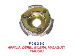 F00390 Frizione Centrifuga Rinforzata Per Aprilia Atlantic 250 Eu3 06-08