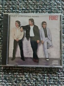 CD - HUEY LEWIS AND THE NEWS-FORE!