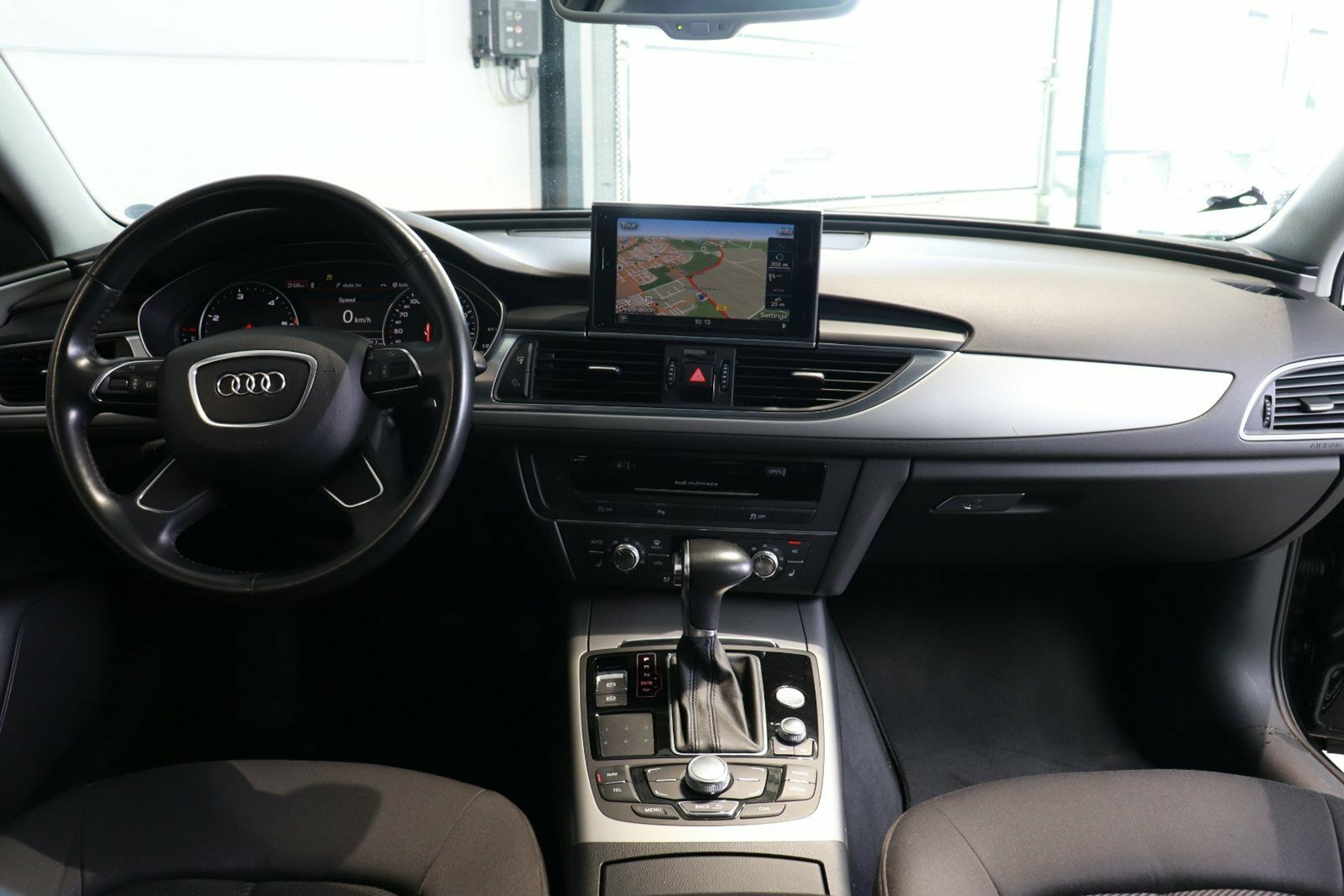 Audi A6 TDi 177 Avant Multitr.