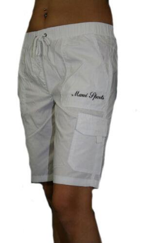 """Femmes d/'été short /""""MAUI/"""" coton grande taille xxl"""