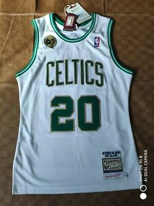 Authentic Ray Allen Mitchell & Ness Celtics 08 Final Jersey Size S ...
