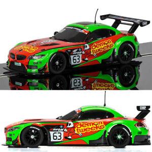 SCALEXTRIC-Slot-Car-BMW-Z4-GT3-No63