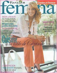 IngéNieux ▬► Version Femina - N°228 Du 12 Août 2006 - Patrice Leconte Couleurs Harmonieuses