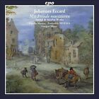 Mit Freude musizieren: Sacred and Secular Works by Johannes Eccard (CD, Jan-2012, CPO)
