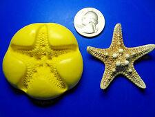 Ocean Sea Life Starfish Silicone Mold Gumpaste Fondant Cake Chocolate clay  #94