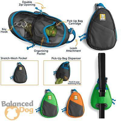 Ruffwear Stash Bag Kotbeutel Spender Tasche Güteltasche Aufbewahrungstasche Hund