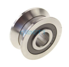 U Groove Bearings For Embroidery Machine SG15//V17RS 5*17*8mm With Eccentric Gear