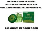 12x100 ML NEW NATURE'S ESSENCE ALOE VERA SKIN GEL WITH FREE WORLDWIDE SHIPPING