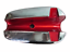 Fit For BSA A75 MARK 2 RED PAINTED CHROMED FUEL GAS PETROL TANK