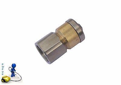 9 jet 4 jet ; 3//8 maschio 1//4 maschio 1 x ugello di pulizia /è un ugello di frizione a tubo rotante per scarico pressione bus.