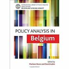 Policy analysis in Belgium by Policy Press (Hardback, 2017)