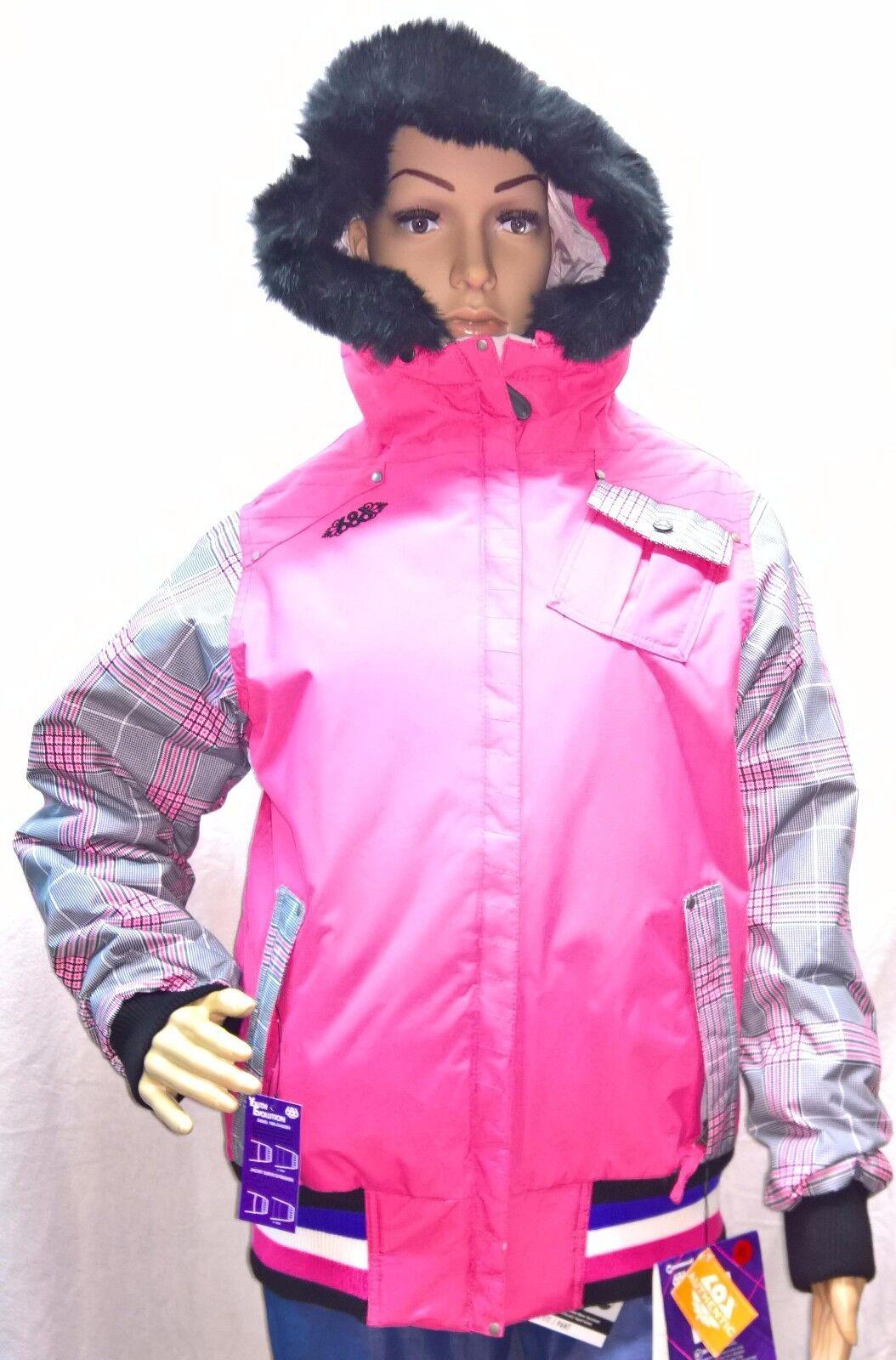 686 Mannual Charlotte Insulated Snowboard Kinderjacke