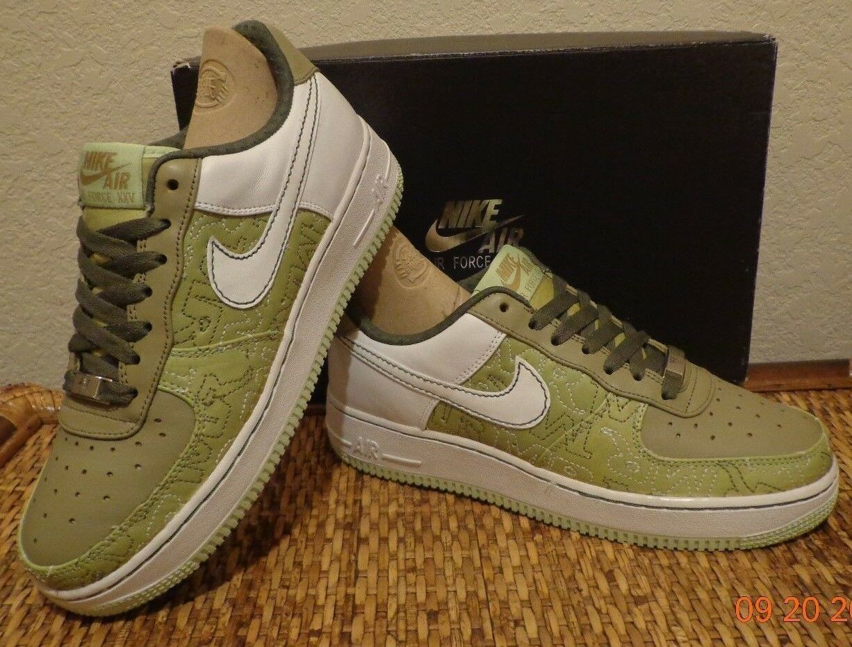 ~HTF Nike AIr Force 1 Premium '07 Price reduction Women's Price reduction