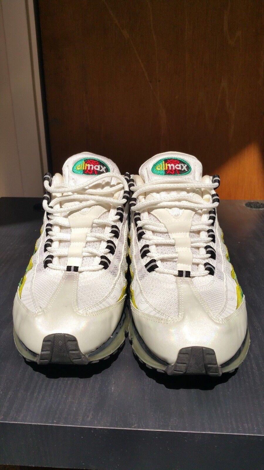 Men's Nike Airmax 95 360 air max US 9.5 MATSURI Japan Japanese 315859-101