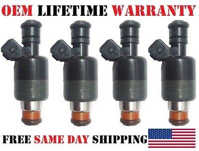 17109826 93-95 Pontiac Firebird 3.4L V6 Fuel Injectors 6x Reman OEM Rochester