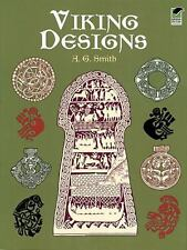 Dover Pictorial Archive: Viking Designs by A. G. Smith (1999, Paperback)