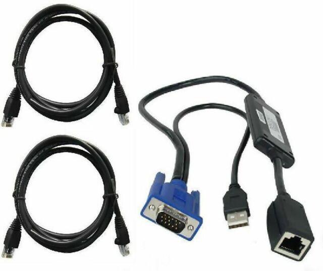 Dell USB KVM SIP 0UF366