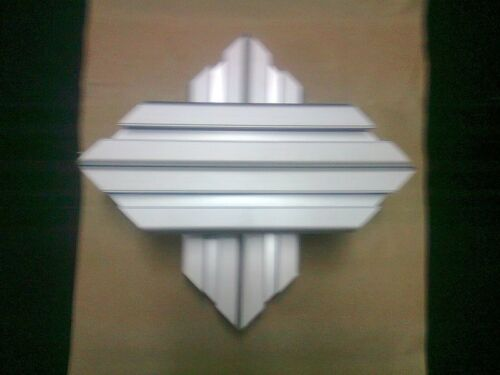 4 pieces cut corner support 40x40-8mm L200mm Aluminum T-slot profile 45 deg