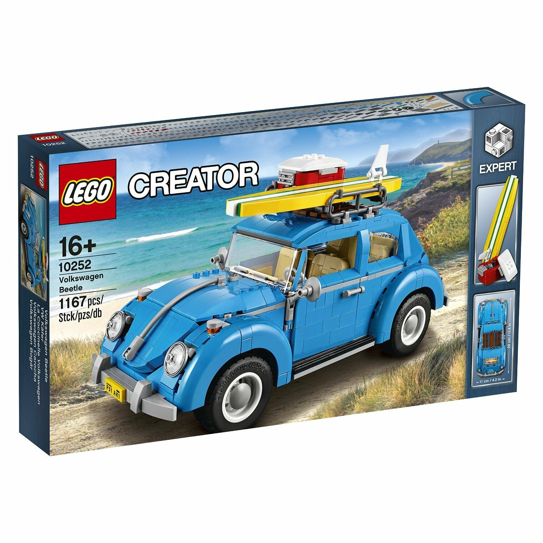 LEGO Creator 10252  VW Käfer   NEUHEIT 2017 OVP-