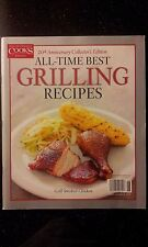 Cooks All Time Best Grilling Recipes 20th anniversary collector's edition