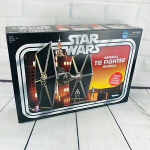 Nouveau Tie Fighter Collection Star Wars Imperial Collection Walmart Exclusive Hasbro