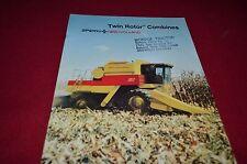 New Holland TR86 TR96 Combine Dealer's Brochure BWPA