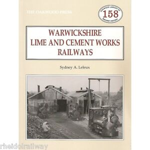 Southam-Rugby-WARWICKSHIRE-S-LIME-AND-CEMENT-WORKS-RAILWAYS