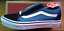 Vans-Old-Skool-Black-Blue-amp-White-Canvas-Suede-Skate-Shoes-Sneakers-VN000D3HY28 thumbnail 13