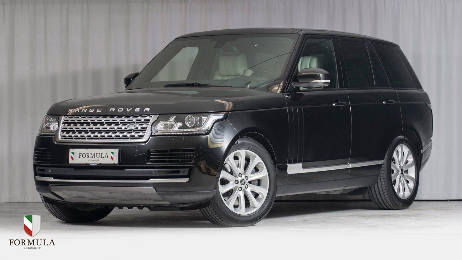 Land Rover Range Rover 4,4 SDV8 Vogue aut. 5d - 12.000 kr.