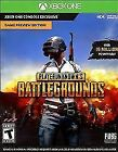 PlayerUnknown's Battlegrounds: Game Preview Edition (Microsoft Xbox One, 2017)