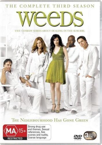 1 of 1 - Weeds season series 3 DVD R4