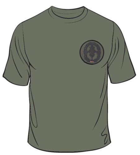 PIONIER T-SHIRT Bundeswehr//Barettabzeichen//Soldat//Bw//Reservist//Armee//German Army