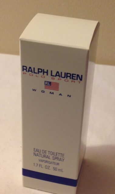 Polo sport  by Ralph Lauren women 50 ml edt spray vintage