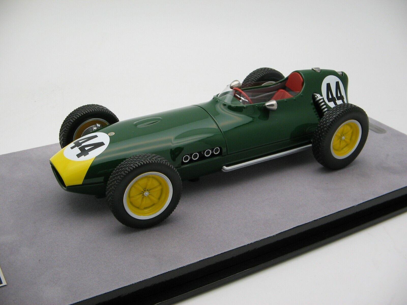 1 18 scale Tecnomodel Lotus 16 F1 Championship Monaco 1959 - TM18-123A